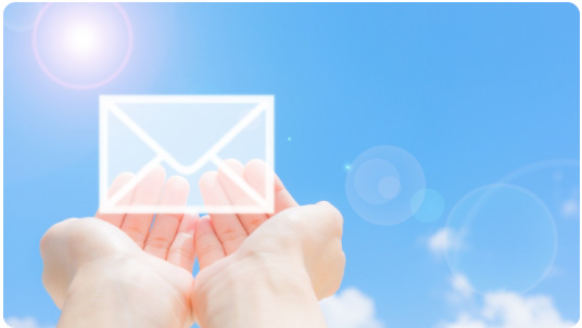 メールは平成の主流コミュニケーションツール
