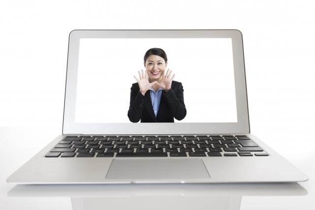 ビデオ通話のイメージ